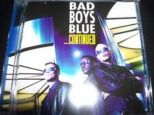 Bad Boys Blue Continued CD – Like New