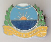 Cronulla RSL Memorial Bowling Club Badge Pin Vintage Lawn Bowls (L28)