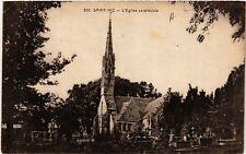 CPA  Saint-Nic - L'Eglise paroissiale   (457728)