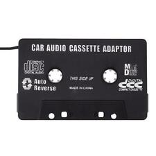 Audio AUX Car Cassette Tape Adapter Converter 3.5 MM for iPhone iPod MP3 CD Gx