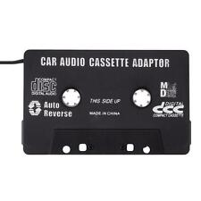 Audio AUX Car Cassette Tape Adapter Converter 3.5 MM for iPhone iPod MP3 CD FT
