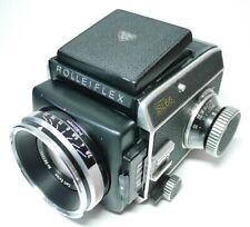 Rollei Rolleiflex SL66 + 6x6 Magazin + Planar 2.8 80mm  An-Verkauf ff-shop24