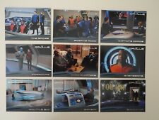 The ORVILLE Season 1 Complete TOUR THE ORVILLE 9 Card Set