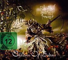 Relentless, Reckless Forever (LTD. Deluxe Edt.) di Children of Bodom (2011), CD/DVD