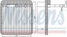 Nissens Verdampfer Klimaanlage 92193