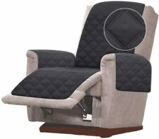 Discount Oversized Recliner Chair Covers Couch Slipcover Double Diamond Quilted
