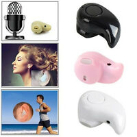 Mini Wireless Bluetooth 4.1 Stereo In-Ear Headset Earphone Earbud Earpiece Sport