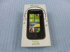 HTC 7 Mozart 16GB Schwarz! Ohne Simlock! NEU & OVP! Unbenutzt! RAR!