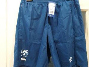 Bristol Bears Rugby Gym Shorts Size L BNWT