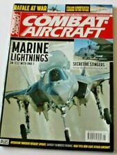 Combat Aircraft Magazine 18.5 VMX-1 F-35,Rafale,Italian Eurofighter