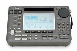 Sony ICF-SW55 Radio Panasonic Capacitor Repair Kit Plus LED Display Upgrade