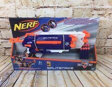 Nuevo splitstrike Nerf N-Strike Elite Pistola 2 armas en 1 Split huelga Azul Blaster