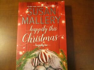 Happily This Christmas by Susan Mallery(Paperback,2020)