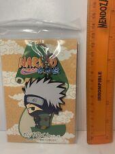 Naruto: Kakashi Hatake Plastic Keychain 100% Authentic
