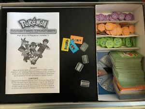 Pokemon Master Trainer 2005 Pick and Choose Replacement Pieces Milton Bradley