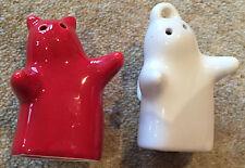 Angel & Devil Salt And Pepper Pots
