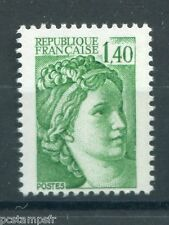 FRANCE 1981, timbre 2154, type SABINE, neuf**, VF MNH STAMP