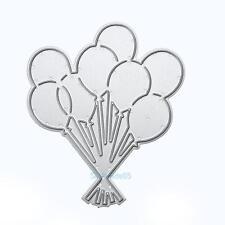 Metal Cutting Dies Stencil For DIY Scrapbook Album Paper Cards Embossing Balloon