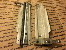 Vintage Arctic Cat Snowmobile Hood Channels (2) 0106-391 '73 - '76