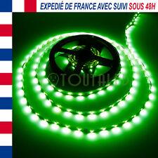 LED STRIP RUBAN BANDE 5M 12V 300 LED 2835 VERT 60 LED/M NON ETANCHE 3528