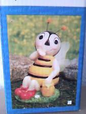 Niedliche Deko Biene aus Steinharz