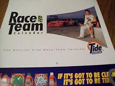 Ricky Rudd 1994 Tide Racing Team Calendar