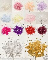 Baby Babies Breath Gypsophila Pearl Flower 16 Colours Card  Craft Embellishment