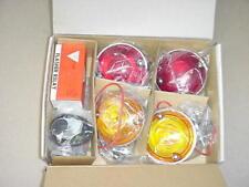 6 VOLT - Complete Turn Signal Kit Universal Harley,Bobber,Yamaha,Honda,Suzuki (B