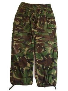 British Army DPM Combat Camouflage Trousers Lightweight Choose & Select Size