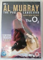 DVD - *New & Sealed* Al Murray The Pub Landlord Live At The O2 Region 2 UK PAL
