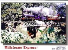 Australia: 'Millstream Express', Ravenshoe, North Queensland - Posted 1998