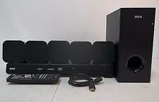 RCA RTD3266 200W 5.1-Ch. Upconvert DVD Home Theater System (43200)