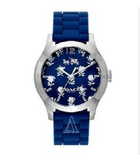 NWT New In Box Coach Women's Maddy Watch Blue