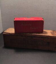 Vintage Hornady Bullets Box (EMPTY)