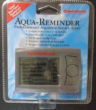 New Marineland Aqua-Reminder Programmable Fish Tank Service Alert Monitor Device