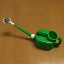 Watering Can Pot 4L Plastic Sprinkling Sprinkler Green Shower