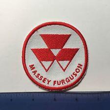 Massey Ferguson Garden Farm Tractor Patch iron or sew on art logo decal insignia