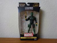 Marvel Legends Genis Veil Captain Marvel Wave - No Kree Sentry BAF