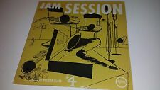 JAM SESSION #4 - VERVE 5605 - JAZZ MONO NM LP VINYL