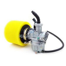 ATV Quad Carburetor Air Filter 110cc 125cc SSR KXD Orion GIO Sunl Pit Dirt Bike