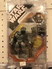 2007 Star Wars Ultimate Galactic Hunt Dark Trooper (Gold)