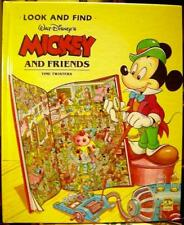 Walt Disneys Mickey and Friends (Look and Find)