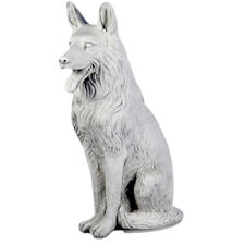 """German Shepherd Statue Sculpture 30"""""""