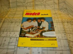 """Bauplan für Viermastbark """"Pamir"""" Schiff-Modellbau + Automodell Ford 17 M, 1959"""