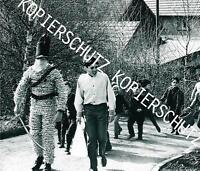 Buggingen (?) - Der Hisgier kommt - Brauch -  um 1970       Z 46-14