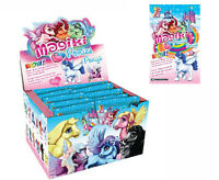 MAGIKI PONYS 16 PZ BUSTINE PERSONAGGI 3D PONY BOX DISPLAY NUOVO DE AGOSTINI