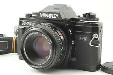 【EXC+++++】Minolta X-700 SLR Camera w/ MD Rokkor 50mm f/1.7 Lens from JAPAN W896