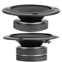 1Pcs 3 Inch 4Ω 50W Treble Bass Magnetic Audio Speaker Rich Stereo Loudspeaker