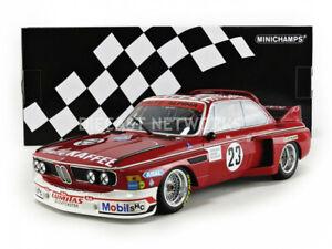 MINICHAMPS 1/18 - BMW 3.0 CSL - ZANDVOORT TROPHY 1975 - 155752623