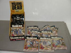 McFarlane The Walking Dead Bâtiment Lot 24 Sacs non Ouvert (WR5)